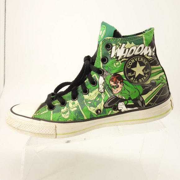CONVERSE Chuck Taylor All Star GREEN LANTERN Shoes